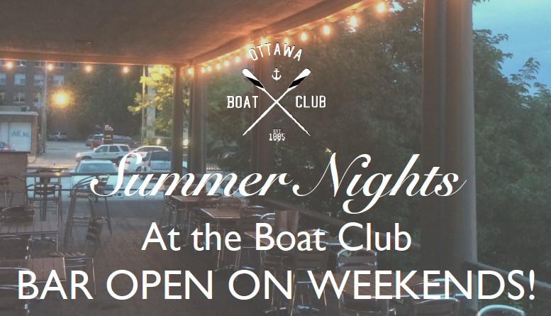 Summer Nights at the Boat Club